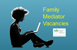 NFM recruiting family mediators