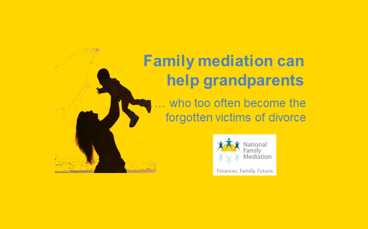Preventing grandparents becoming forgotten victims of divorce