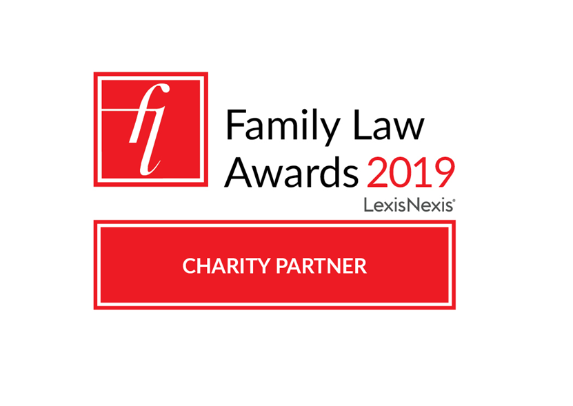 Family Law Award charity partner announced